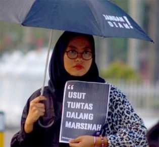 Kakek Syafrudin Divonis Bebas, Cici Rifmayanti: Keadilan Bisa Ditegakkan dengan Keyakinan Hakim