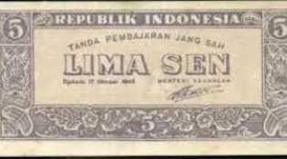 ORI, Awal Sejarah Indonesia Miliki Mata Uang Pertama