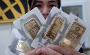 Harga Emas 24 Karat Antam Hari Ini, Senin 27 April 2020
