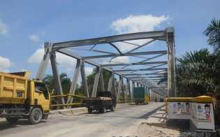 Pemko Pekanbaru Tak Ada Dana untuk Pembebasan Lahan Jembatan Siak II