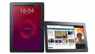 Tablet Pertama Ubuntu Akhirnya Meluncur