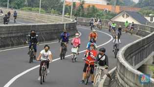 Tak Kaji Pajak Sepeda, Kemenhub Atur Bersepeda di Jalan