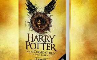 Akan Terbit Harry Potter and The Cursed Child