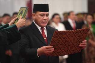 Pimpinan KPK Rangkap Jabatan, Wapres Ma'ruf Minta Sesuai Undang-undang