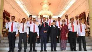 Daftar Wamen Jokowi yang Rangkap Jabatan Komisaris BUMN