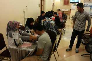 Eka Hospital Pekanbaru Selenggarakan Donor Darah