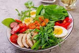 4 Kombinasi Makanan yang Bisa Bantu Kamu Cepat Turunkan Berat Badan
