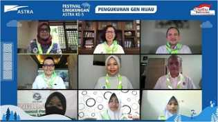 Aksi Nyata Bersama Masyarakat Untuk Keberlanjutan Ekosistem Melalui Festival Lingkungan Astra