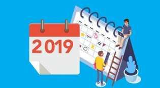 Cuti Bersama Lebaran 3-7 Juni 2019