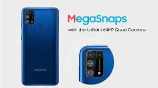 Samsung Galaxy M31 Rilis, Punya Baterai 6.000mAh dan 4 Kamera Utama