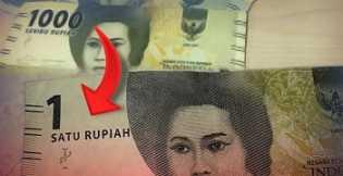 Jalan Panjang Indonesia Ubah Rp 1000 Jadi Rp 1