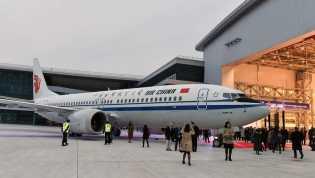 Sebuah Pesawat Boeing 737 MAX Mendarat Darurat di Amerika Serikat