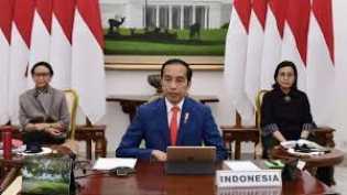 Presiden Jokowi Resmi Larang Mudik bagi Semua Kalangan