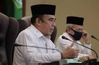 Menag Ingin Bahan Makanan untuk Jamaah Haji Diekspor dari Indonesia