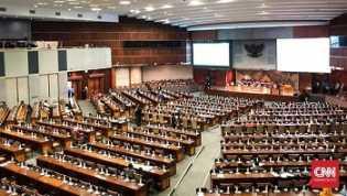 DPR Tetapkan 248 RUU Prolegnas 2020-2024, 50 Prioritas 2020