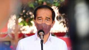 Jokowi Teken Perpres 82/2021, Atur tentang Dana Abadi Pesantren
