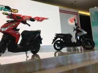 Data Adu Irit Honda Genio dan BeAT Terbaru