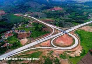 Tol Pekanbaru - Bangkinang akan Lewati 34 Persimpangan di 12 Desa