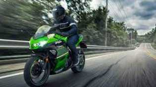 Kawasaki Lanjutkan Paten Terkait Teknologi Baru Motor Hybrid