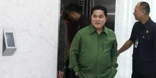 Erick Thohir Ingin Bank Syariah Indonesia Jadi Jejak Indonesia di Berbagai Negara