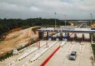 Pembangunan Tol Pekanbaru - Dumai Sudah 96 Persen, Hanya Perlu Rampungkan Seksi 5 di Duri