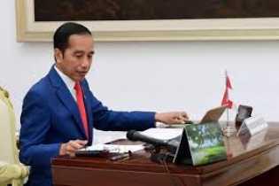 Isi Lengkap Keppres Kedaruratan Kesehatan Masyarakat Covid-19 Ditetapkan Presiden Jokowi