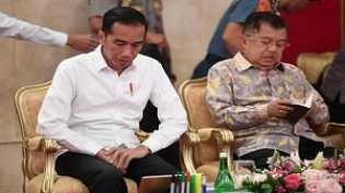 5 Tahun Jokowi-Jusuf Kalla, Indeks Persepsi Korupsi Naik dari 24 Jadi 38
