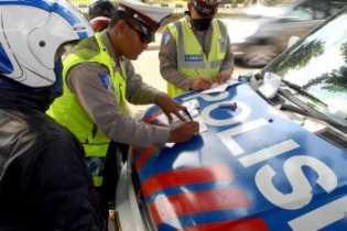Aturan Tilang dengan Sistem Poin: Jenis Pelanggaran hingga Sanksi Pencabutan SIM