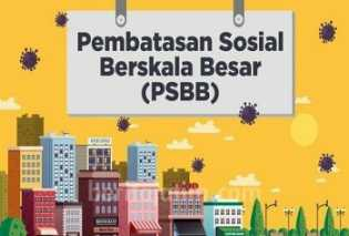Mulai 15 Mei, PSBB Jilid III Diberlakukan di Pekanbaru