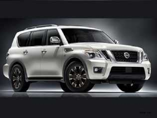 2017, Kembaran Nissan Patrol Diluncurkan