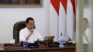 Pengumuman dari Jokowi: Semua Wajib Pakai Masker Sekarang