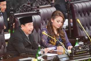 Pimpinan MPR Lengkap, Partai Lobi-Lobi Pilih Ketua