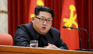 Kim Jong Un Klaim Uji Coba Rudal Balistik Korut 'Sukses Besar'