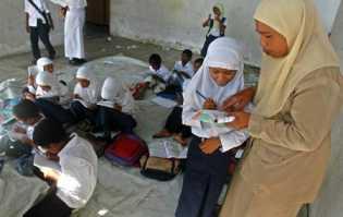 Berikut Pejelasan Kemenag, Kenapa Honor Guru Madrasah Bengkalis Belum Dibayar