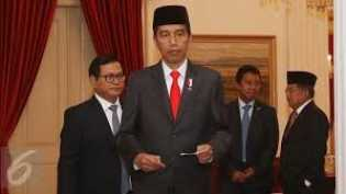 2 Titah Jokowi Jelang Akhir Tahun 2020