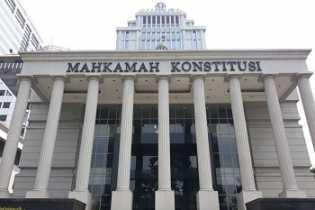 Sidang Perdana Uji Materi UU KPK di MK Digelar Senin Hari Ini