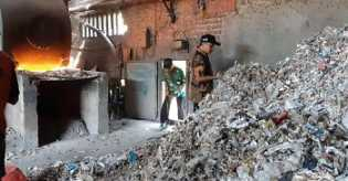 Tahu yang Dimasak dengan Sampah Kertas Impor Aman dan Layak Konsumsi