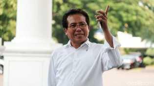 Erick Copot 2 Direktur Asabri, Istana: Presiden Nggak Perlu Tahu