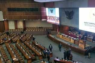 Paripurna Diskors, DPR-Pemerintah Bahas Penundaan RUU Pemasyarakatan