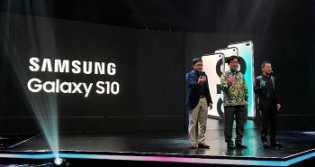 Harga Galaxy S10 5G Terungkap, Berapa?