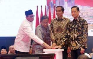 Ini Catatan Kinerja Investasi 5 Tahun Pemerintah Jokowi-JK