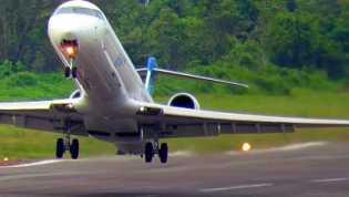 55 Maskapai Indonesia Dilarang Terbang di Eropa