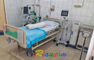 Seorang Pasien Suspect Corona Masih Dalam Proses Transfer ke RSUD Arifin Achmad