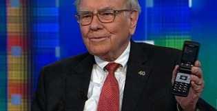 Warren Buffett, Investor Apple yang Pakai Ponsel Jadul Samsung