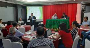 Vadhana International Selenggarakan Management Review