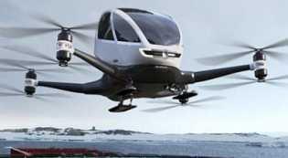 Pasar Drone Bakal Tembus Angka Rp474 Triliun di 'Langit Digital'