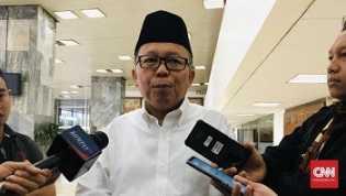 Kasus Ubah Garuda Pancasila, MPR Minta Polri Proses Hukum