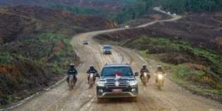 Ketok Palu Pemindahan Ibu Kota dari Jakarta ke Kalimantan