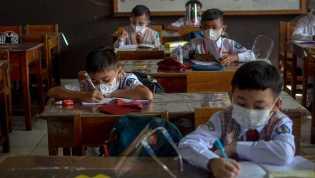 Soal Sekolah Tatap Muka, Jokowi Putuskan Hanya Boleh 2 Hari dalam Seminggu