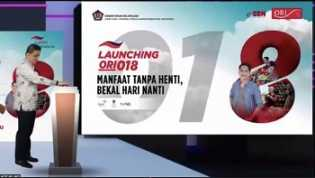 Demi Pemulihan Ekonomi, Pemerintah Target Rp 5 T dari ORI018
